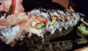 Sushi Soft Shell Crab